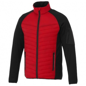 Elevate•BANFF JACKET, Red, XS