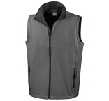 RJ232M0306 - R232M•Mens Printable Soft Shell Bodywarmer